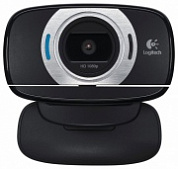 Web-камера Logitech HD Webcam C615 (960-001056)