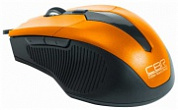 Мышь CBR CM 301 Orange USB (CM301Orange) оранжевый