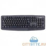 Клавиатура Genius kb110x PS/2 (G-KB110X PS/2)