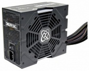 Блоки питания для компьютера xfx core edition full wired (bronze) 750w