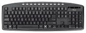 Клавиатура Trust Eyso Multimedia Keyboard Black USB