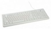 Клавиатура DNS OFFICE KB-006WK White USB