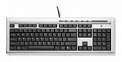 Клавиатура Logitech UltraX Keyboard Metallic PS/2