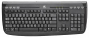 Клавиатуры logitech internet 350 black usb