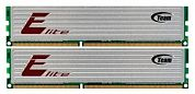 Модуль памяти Team Group TED32048M1333HC9DC DDR3 2x1 Гб DIMM 1333 МГц