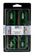 Модуль памяти Kingston KVR667D2S4P5K2/4G DDR2 2x2 Гб DIMM 667 МГц