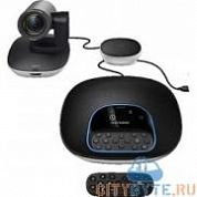 Web-камера Logitech conferencecam group (960-001057) черный