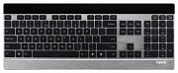Классическая клавиатура Rapoo Wireless Ultra-slim Touch Keyboard E9270P Silver USB