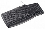 Клавиатура Trust Convex Keyboard Black USB