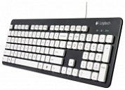 Клавиатура Logitech Washable Keyboard K310 Black USB