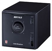 Сетевой накопитель Buffalo LinkStation Pro Quad (LS-QV12.0TL/R5-EU) 12000 Гб