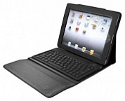 Клавиатура Trust Folio Stand with Keyboard for iPad 2 Black Bluetooth